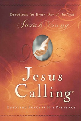 Jesus Calling by Sarah Young.