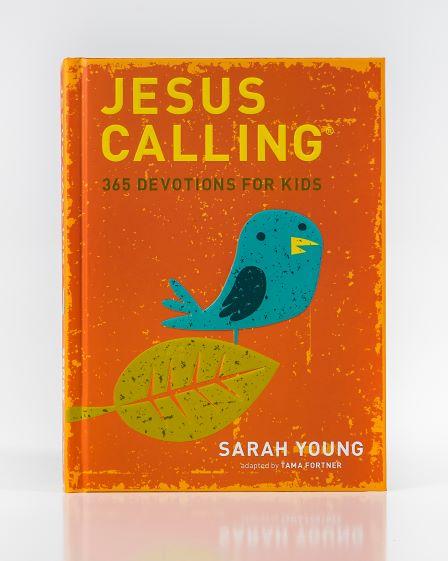 Jesus Calling devotions for kids 3d image