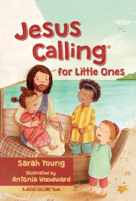 Jesus Calling For Little Ones book cover