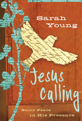 Book cover image of Jesus Calling Teen Edition by Sarah Young.