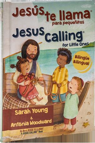 Jesus te llama boardbook cover