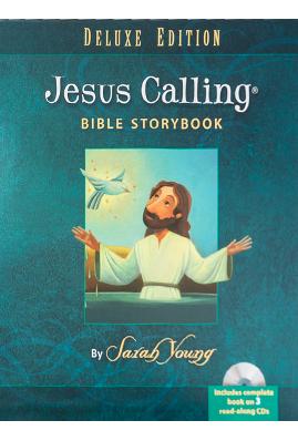 Jesus Calling Deluxe Bible Storybook