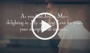"""""""Find Joy In Me"""" Jesus Always Video Devotion"""