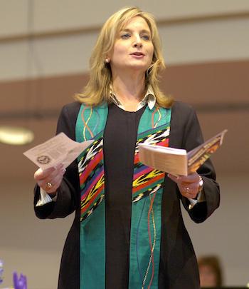 Cindy Ryan Speaking