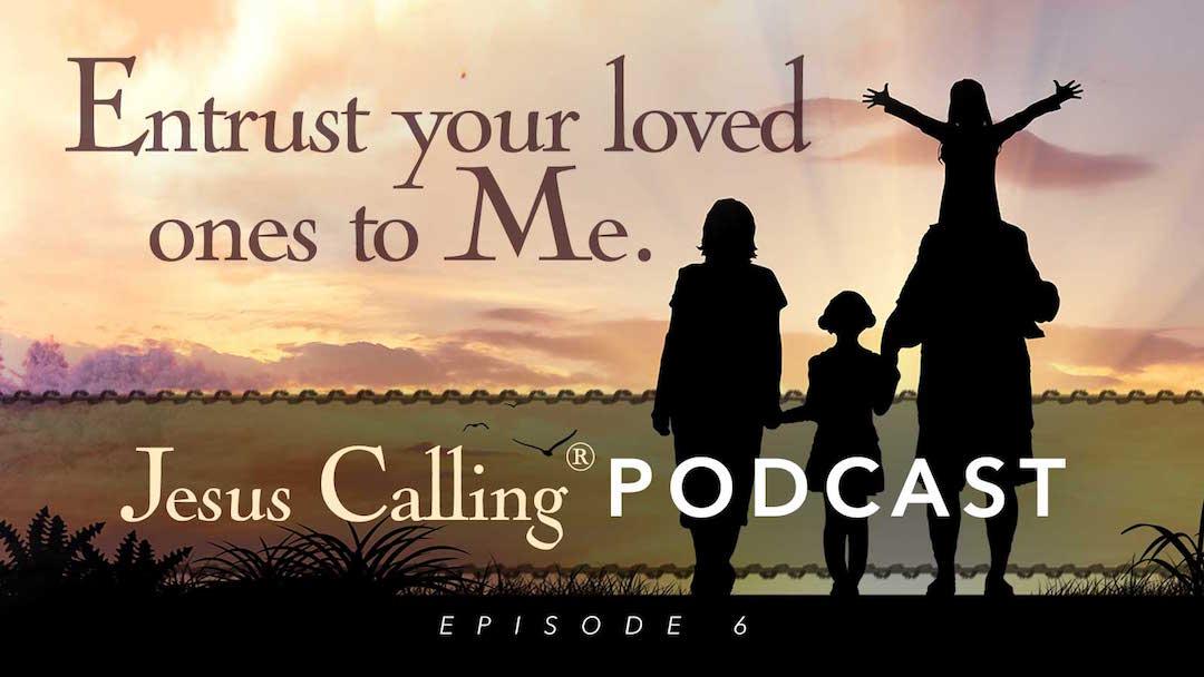 Jesus Calling episode 6 widescreen image