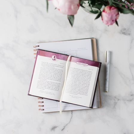Jesus Always book interior pages