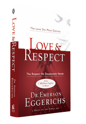 Love & Respect book cover.