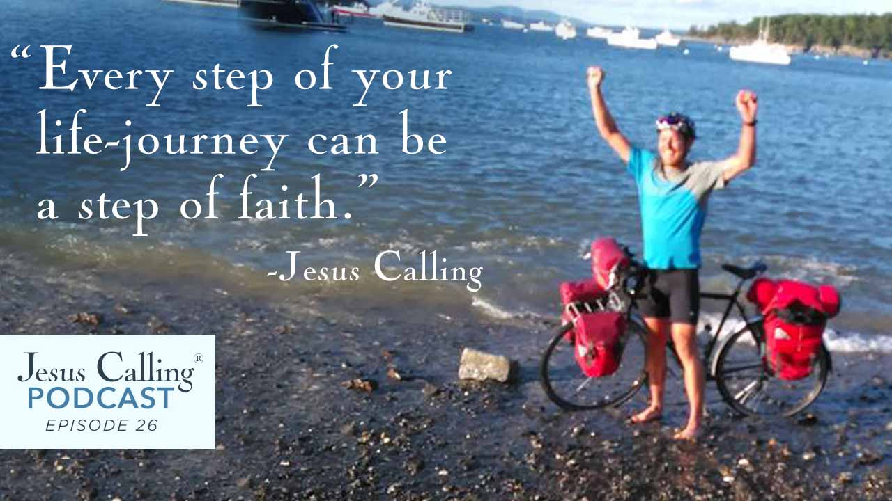 Cover image for Jesus Calling Podcast 26.