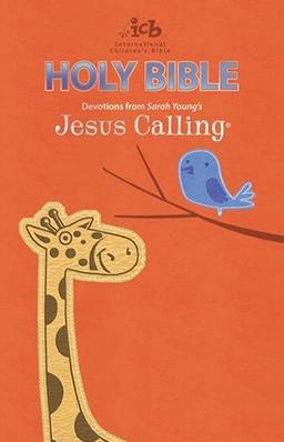 ICB Jesus Calling Bible for Children