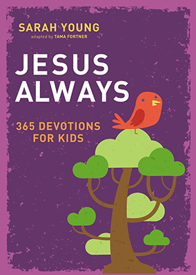 Jesus Always 365 Devotions for Kids
