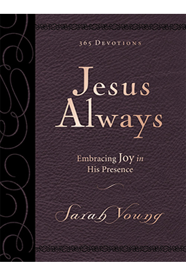 Jesus Always Large Deluxe Book Cover image