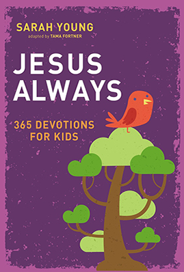 Jesus Always Kids Book Cover