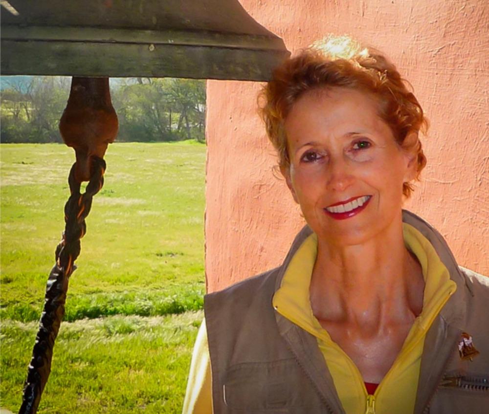 A headshot of Edie Sundby.