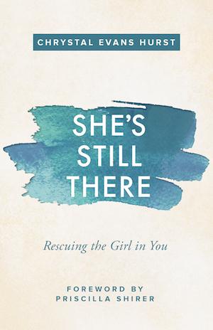 She's Still There by Chrystal Evans Hurst.
