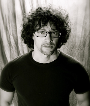 Author Jamie Blaine.