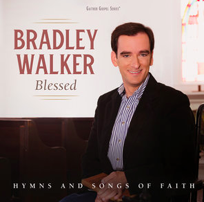 Bradley Walkers's new album, Blessed.
