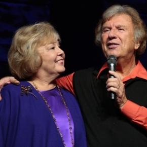 Gloria with her husband, Bill.
