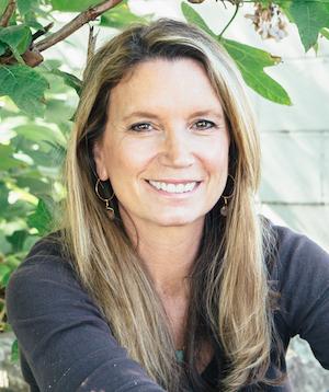 A headshot of Becca Stevens.