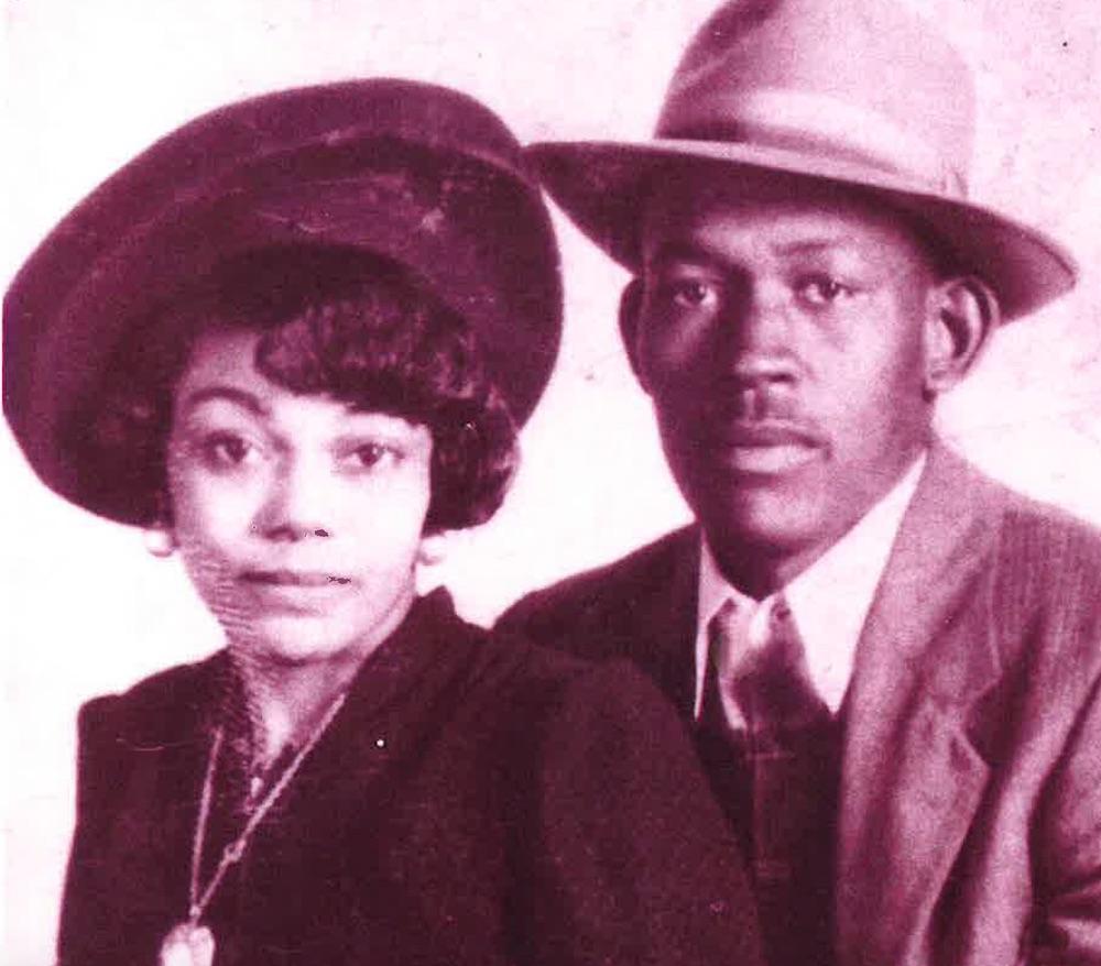 Dorris Walker's parents.