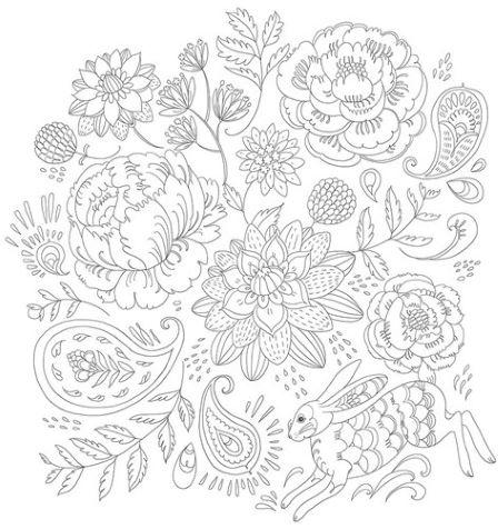 Jesus Always interior page coloring book design