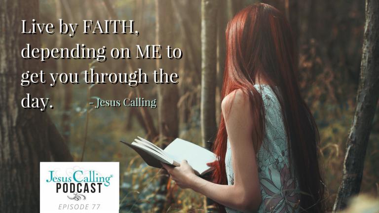 Jesus Calling Podcast 77 Lisa Delgado & Lisa Whittle