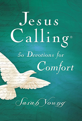 Jesus Calling Devotions for Comfort