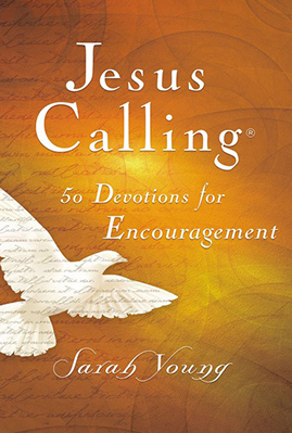 Jesus Calling Devotions for Encouragement