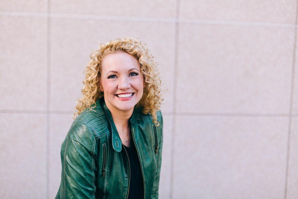 Alli Worthington, author & business consultant and coach