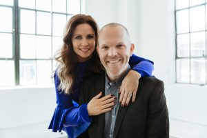 Clayton and Ashlee Hurst_Marriage Pastors at Lakewood Church in Houston, Texas