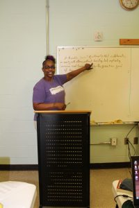 """Sharonda"" from Louisiana Correctional Institute for Women"