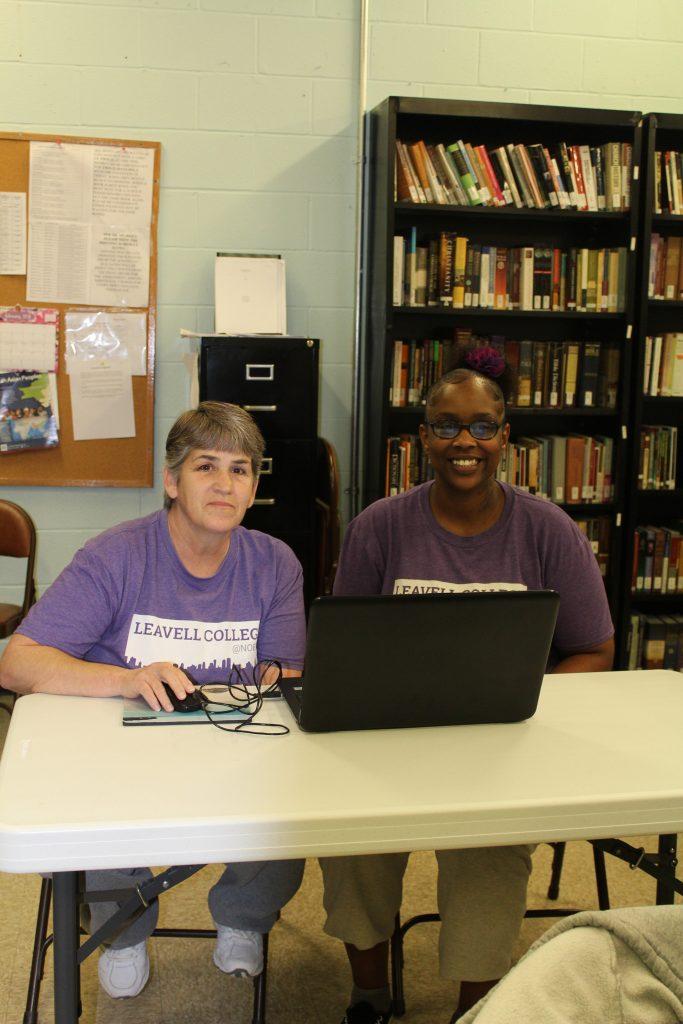"""Sharonda"" & ""Tina"" from Louisiana Correctional Institute for Women"