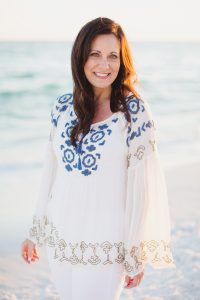 Lysa Terkeurst interview on Jesus Calling podcast