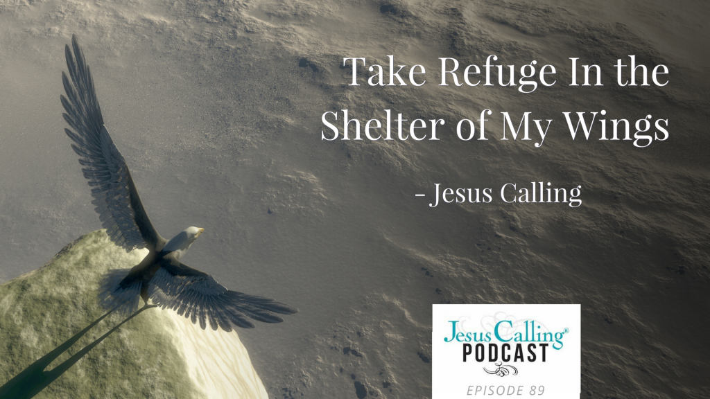 Jesus Calling episode #89: The Bryan Brothers & Craig Johnson