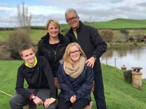 Shaunti Feldhahn and family