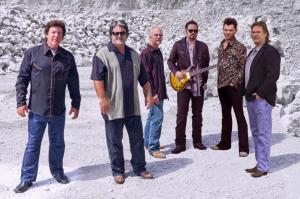 Shenandoah Band - press image featured on Jesus Calling podcast