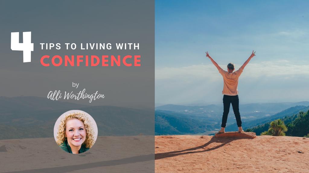 alli worthington how to be confident