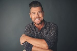 Christian musician, Jason Crabb as featured on the Jesus Calling podcast