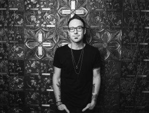 Christian music artist, Ryan Stevenson as featured on Jesus Calling podcast