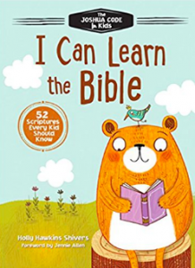 I Can Learn the Bible by Holly Hawkins Shivers