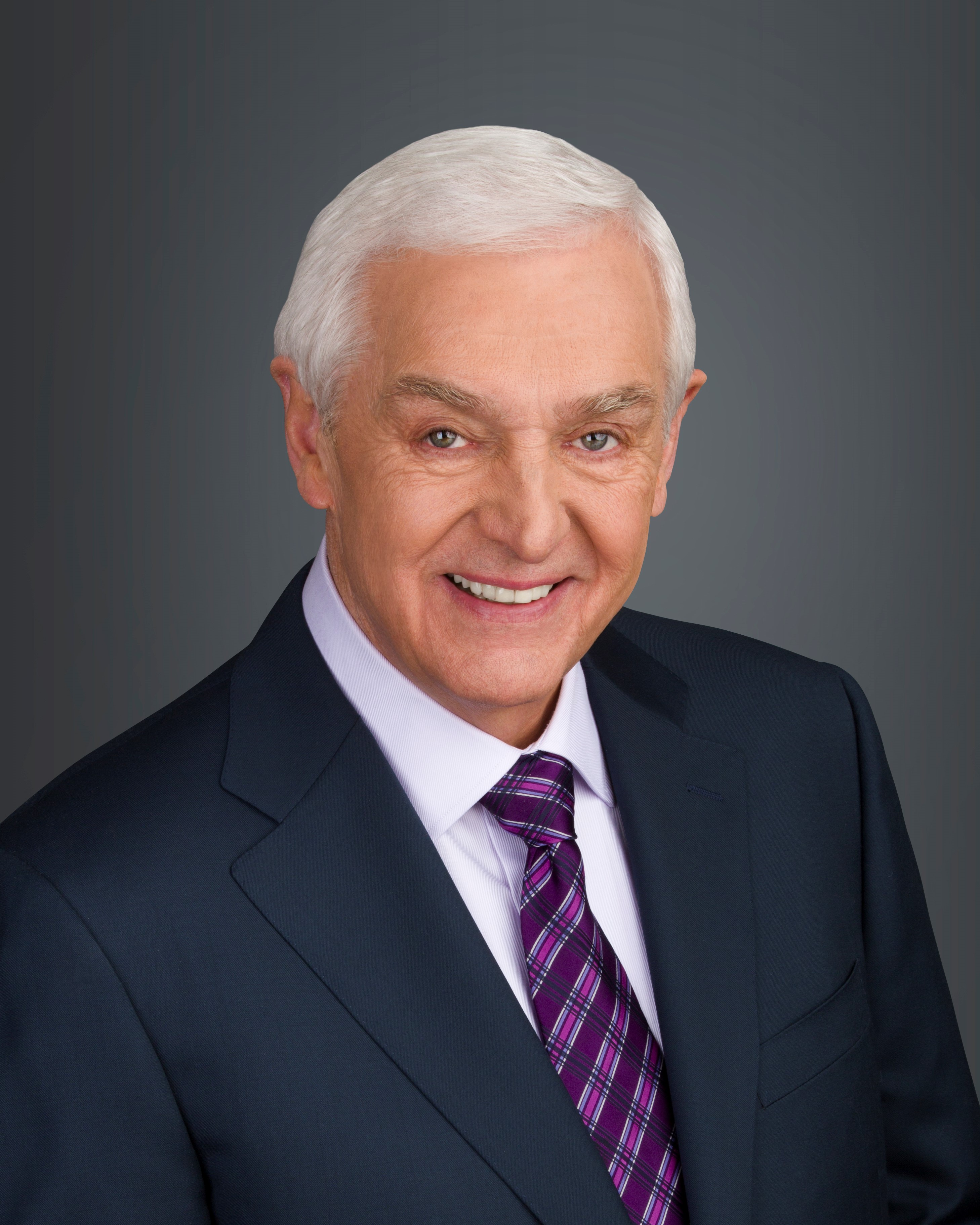 Dr. David Jeremiah as featured on Jesus Calling podcast