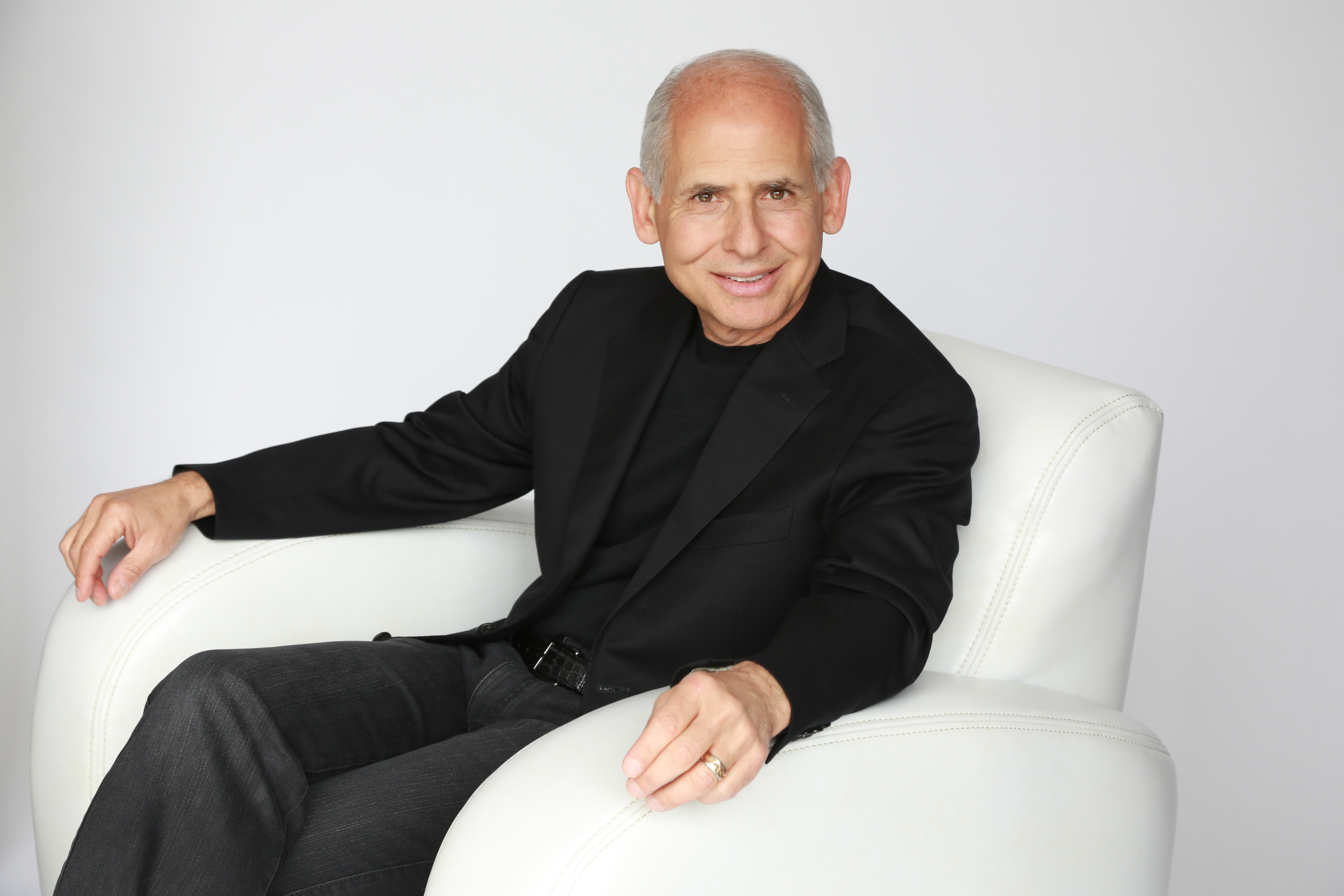 Dr. Daniel Amen as featured on the Jesus Calling podcast