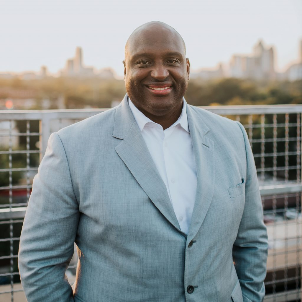 Rodney Bullard, Executive Director Chick fil A Foundation as featured on Jesus Calling podcast