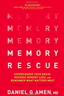 Memory Rescue by Daniel G. Amean, as featured on the Jesus Calling podcast