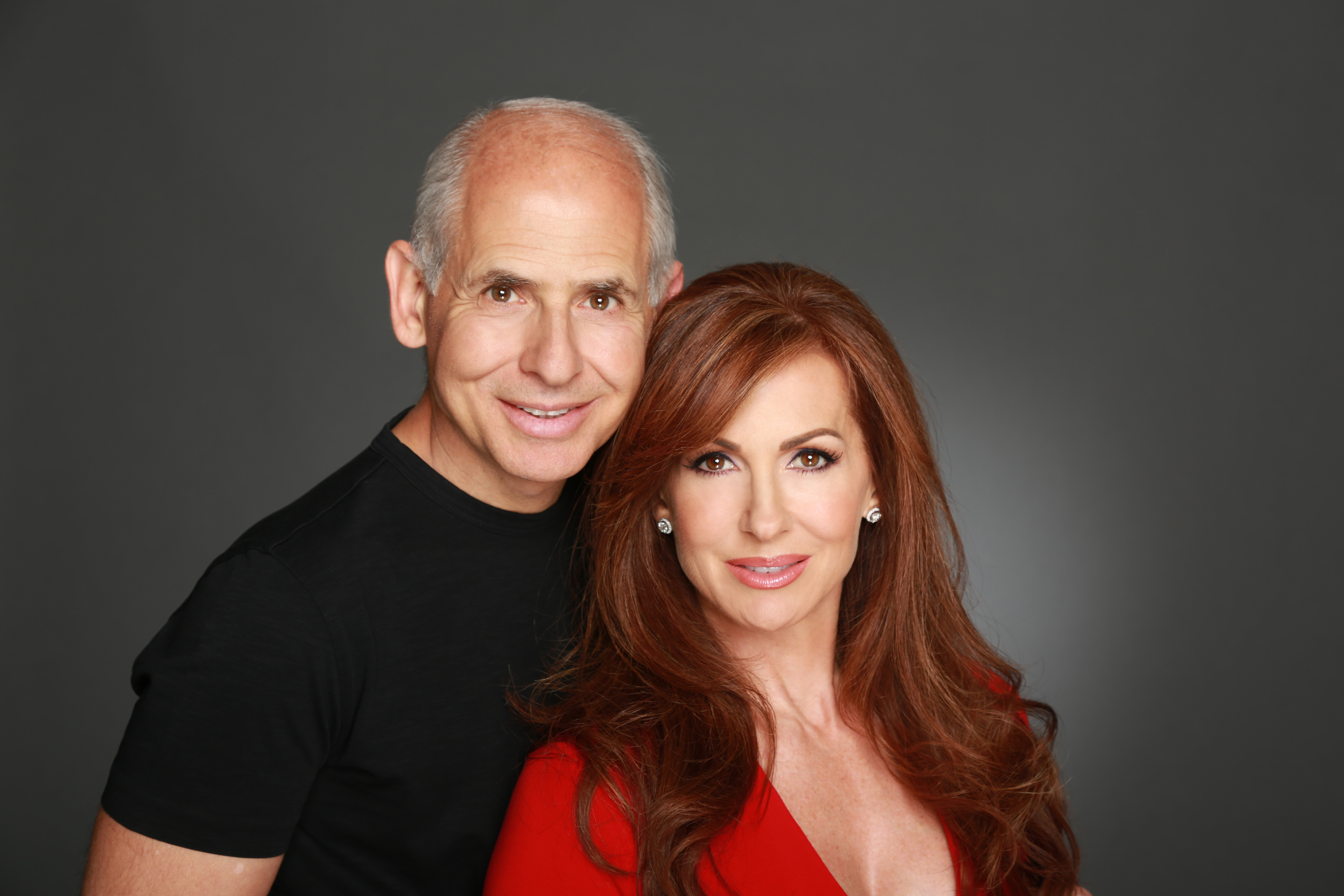 Dr. Daniel Amen and his wife