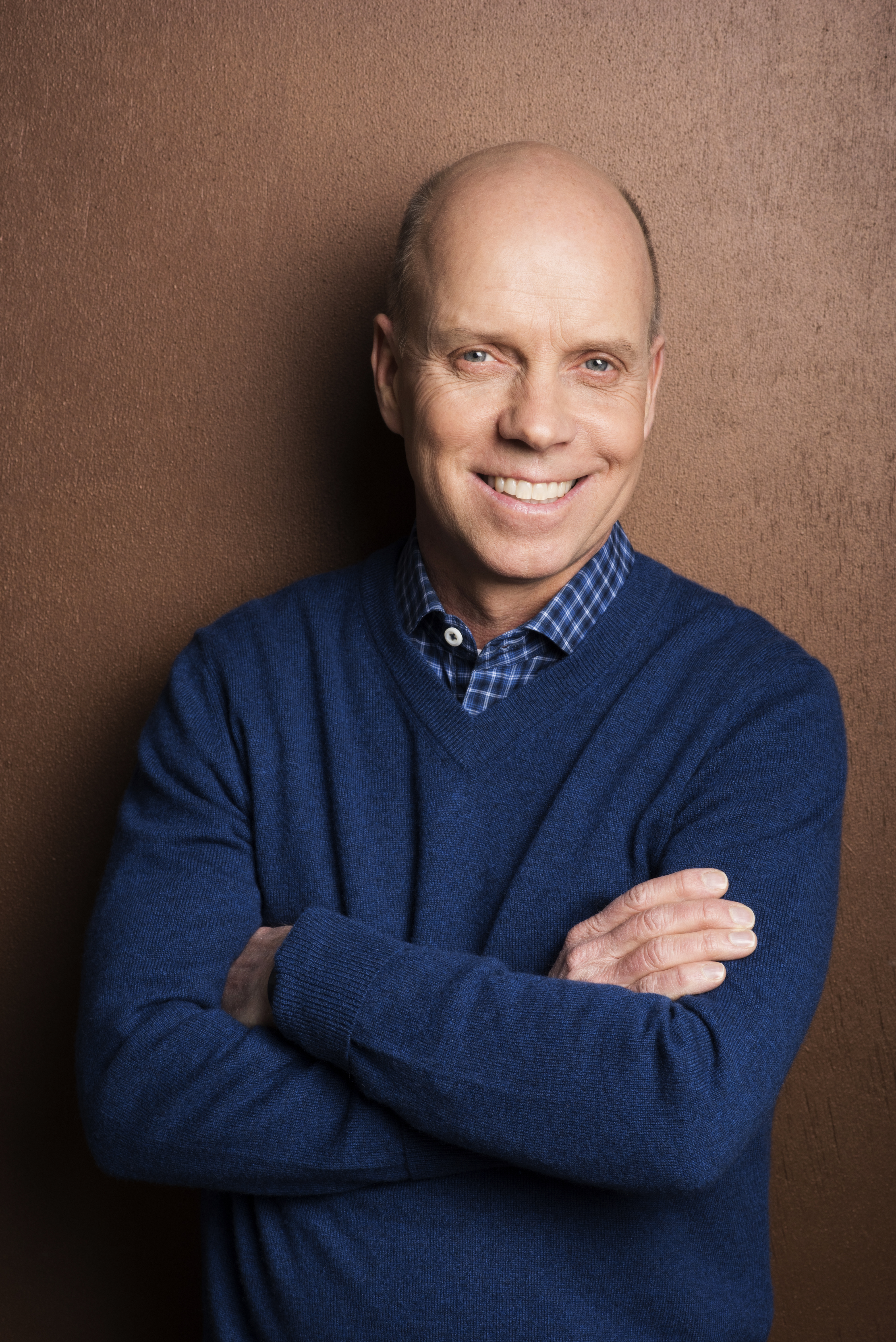 Scott Hamilton as featured on The Jesus Calling podcast