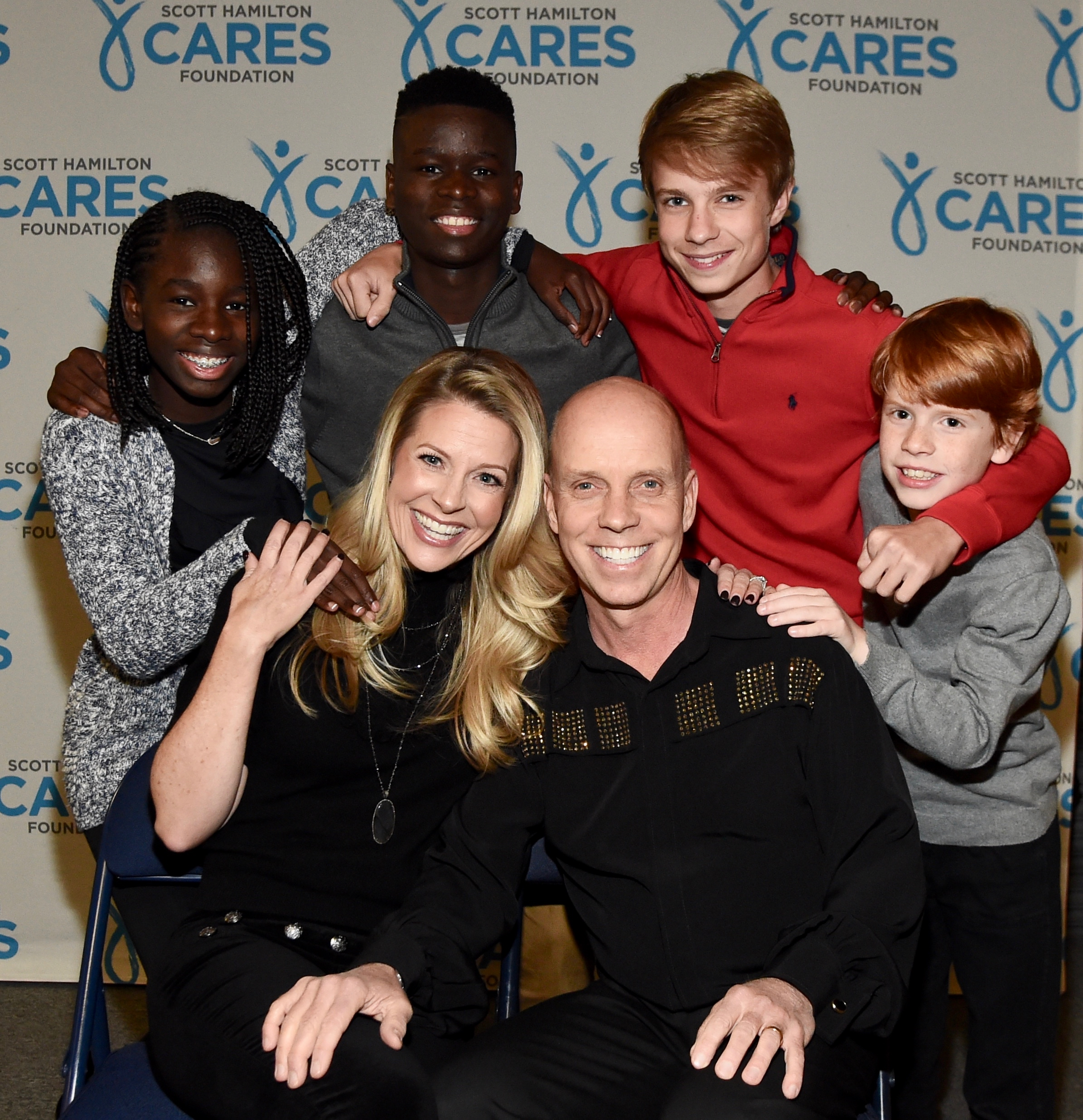 """second annual """"An Evening Of Scott Hamilton & Friends"""" hosted by Scott Hamilton to benefit The Scott Hamilton CARES Foundation on November 19, 2017 in Nashville, Tennessee."""