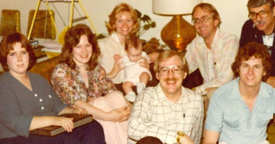 Saddleback Church beginnings with Rick and Kay Warren; 1980 Bible Study group
