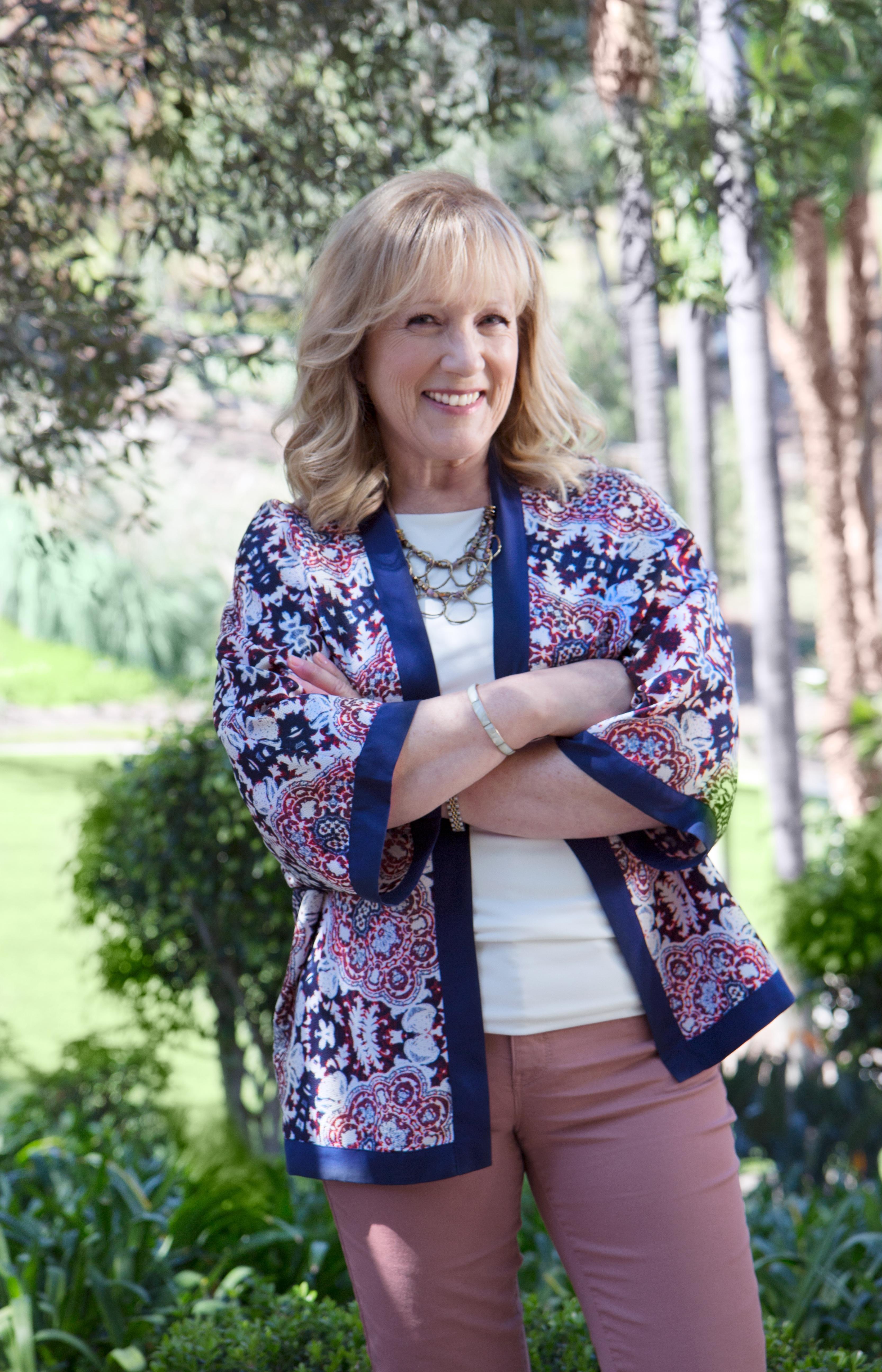 Author of Choose Joy, Kay Warren & husband to pastor Rick Warrn