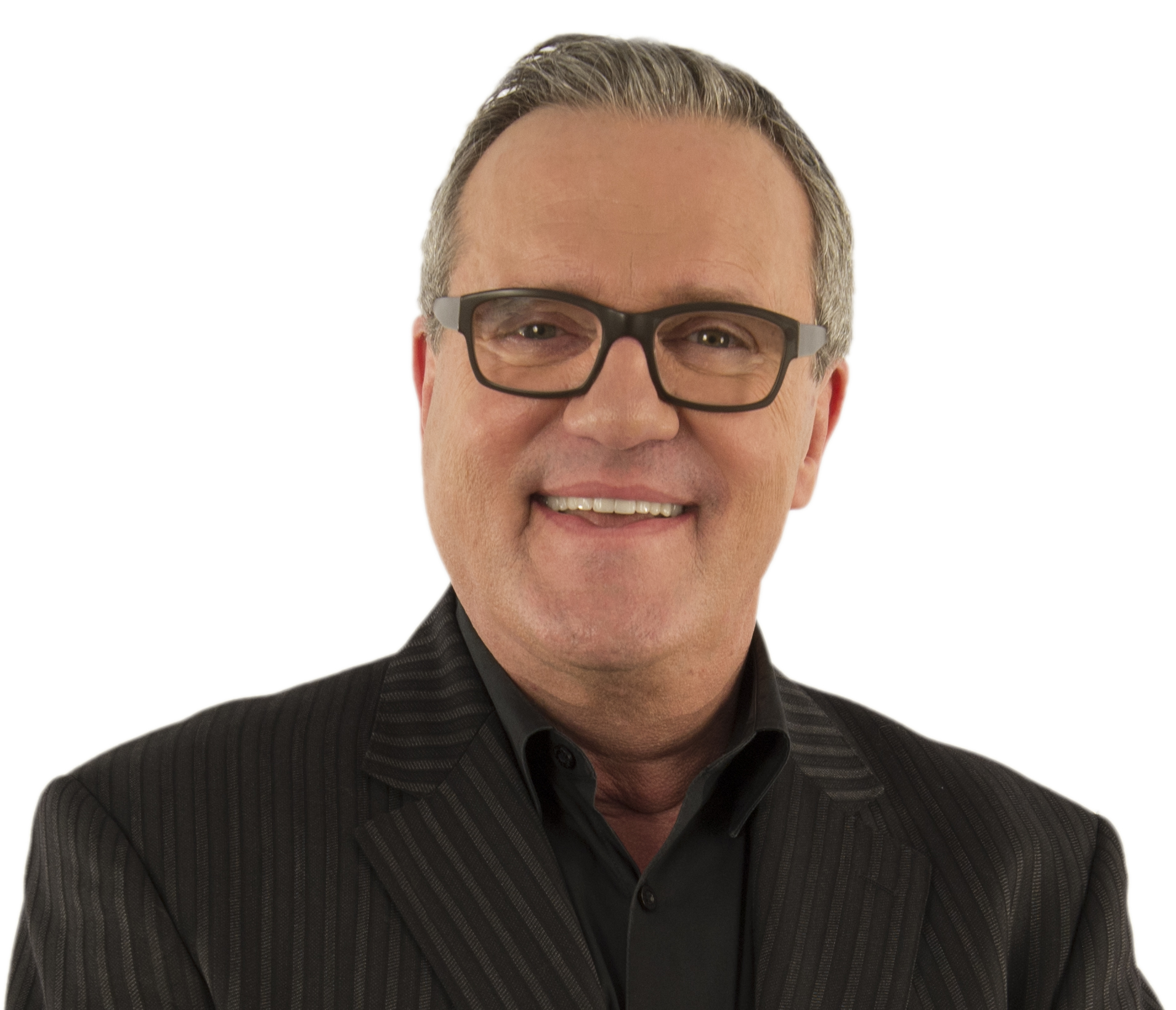 Christian music singer & comedian, Mark Lowry as featured on the Jesus Calling podcast