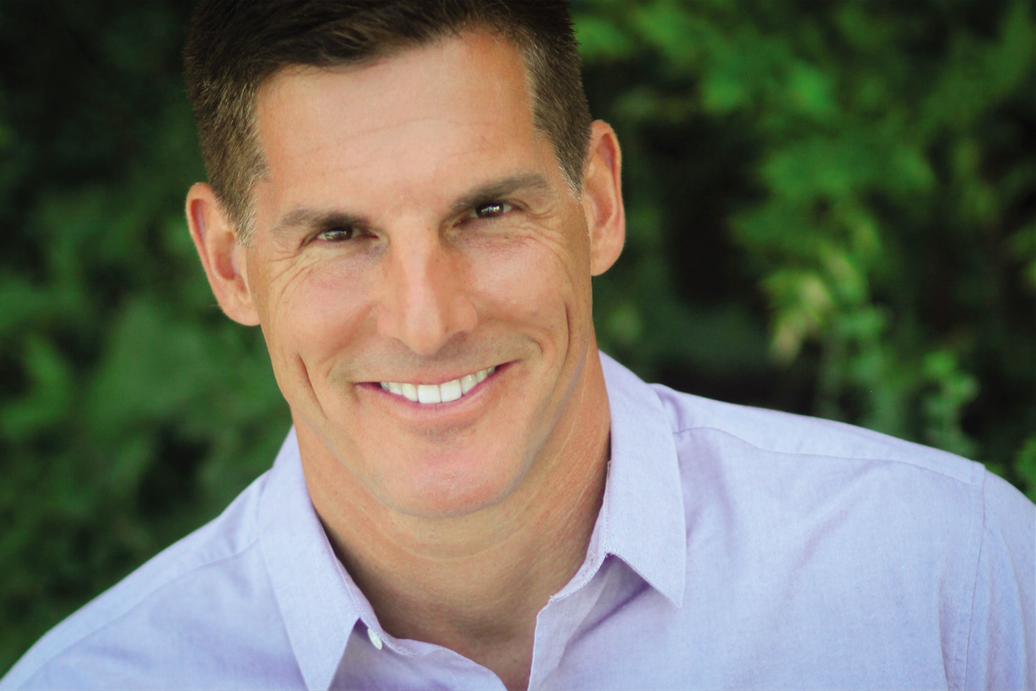Craig Groeschel, pastor of Life.Church & New York Times bestselling author